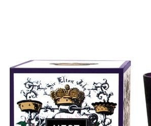Elton John Holiday Candle
